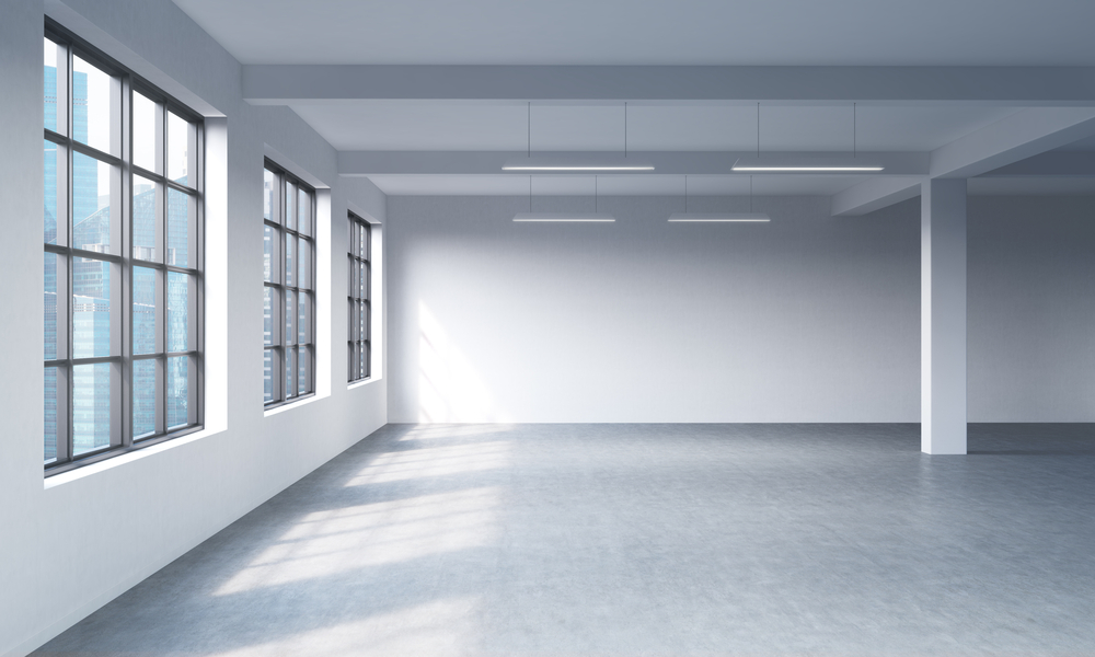 Things to consider when insuring an empty commercial property